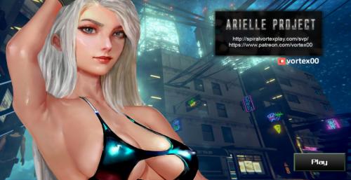SpiralVortexPlay - 3D Arielle Project Update 8