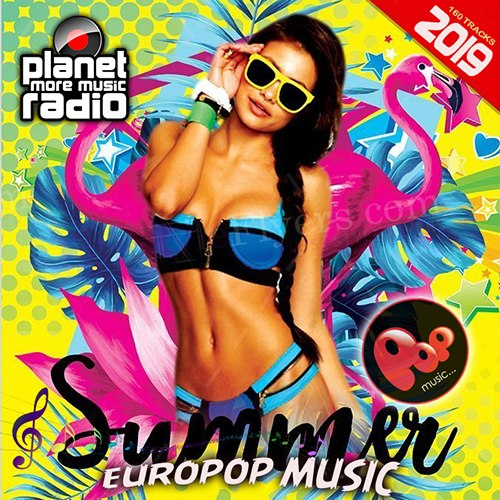 Summer Europop Music (2019)