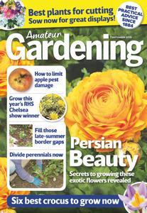 Amateur Gardening - 07 September 2019