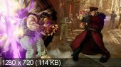 Street Fighter V: Deluxe Edition (v 2.0/2016/RUS/ENG/MULTI11/RePack от SEYTER)