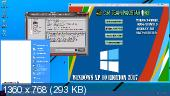 Windows XP Pro SP3 10 Edition 2017 + WPI By CMTeamPK (x86) (2016) [Rus/Eng]