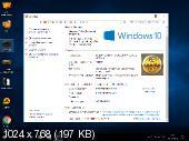Windows 10 Professional 14393.577 v.1607 VLSC by IZUAL v.7 (x64) (2016) [Rus]