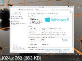 Windows 8.1 Professional by SerDav 12.2016 (x64) (2016) [Rus]