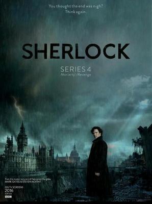 Шерлок / Sherlock [Сезон: 4, Серии: 1] (2017) HDTVRip 720р | Первый Канал