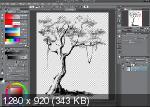 Clip Studio Paint EX 1.9.1 + Materials