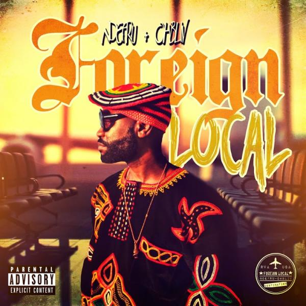 Ndefru And Ohbliv Foreign Local  (2019) Enraged