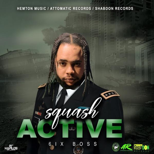 Squash Active Single  (2019) Jah