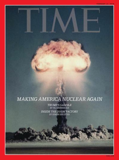 Time USA  February 12 (2018)