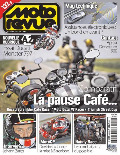 Moto Revue   21 Juin (2017)