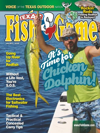 Texas Fish & Game  July (2019)