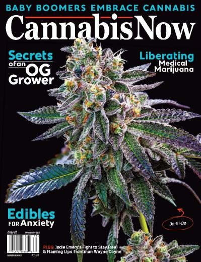 Cannabis Now  Issue 28 (2018)