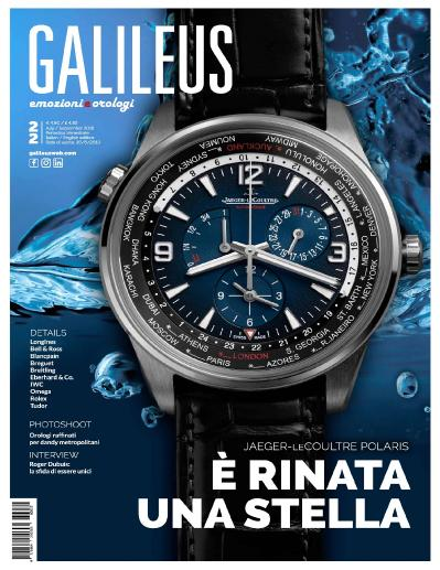 Galileus Watches  luglio (2018)