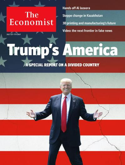 The Economist Europe  July 1 7 (2017)