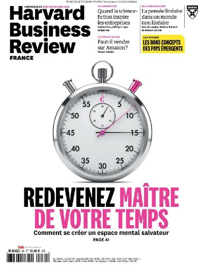 Harvard Business Review France   08 2019   09 (2019)