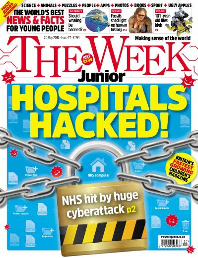 The Week Junior  Issue 77  20 May (2017)