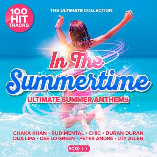 Va   In The Summertime Ultimate Summer Anthems [5cd] (2019) Mp3