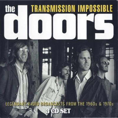 The Doors - Transmission Impossible [3CD, Unofficial Release] (2019) FLAC