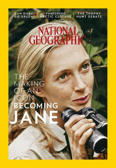 National Geographic USA  October (2017)