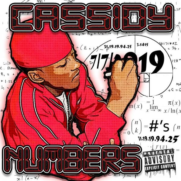 Cassidy Numbers  (2019) Enraged