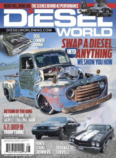 Diesel World   August (2018)