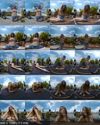 StripzVR: Mila Azul (Top Of The World / 19.07.2019) [Oculus Rift, Vive, GO, Samsung Gear VR | SideBySide] [2048p]