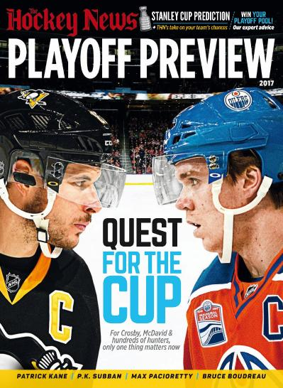 The Hockey News May 8 (2017)