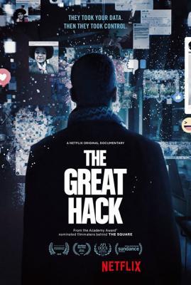 Большой хак / The Great Hack (2019) WEB-DLRip 1080p