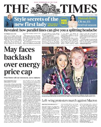 The Times  9 May (2017)