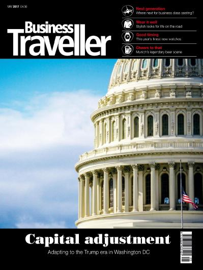 Business Traveller UK  May (2017)