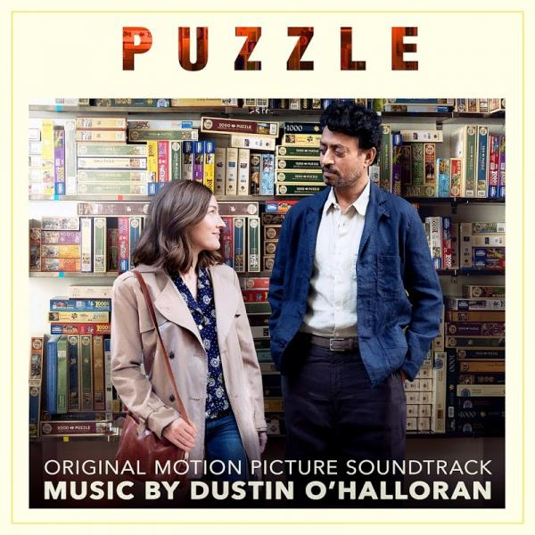 Dustin OHalloran Puzzle Original Motion Picture Soundtrack  2018 ENRiCH
