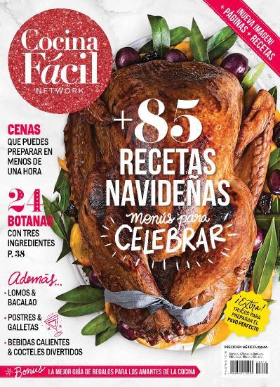 Cocina Facil M 2! xico  enero (2018)