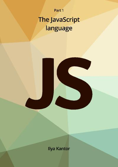 the javaScript language ilya kantor