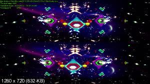 Genki Rockets - make.believe (by Ash61) Вертикальная анаморфная стереопара