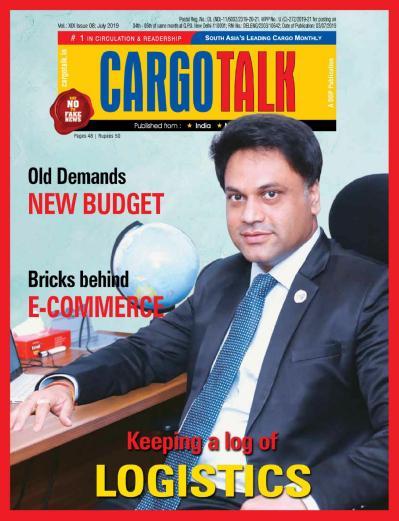 Cargo Talk   July (2019)