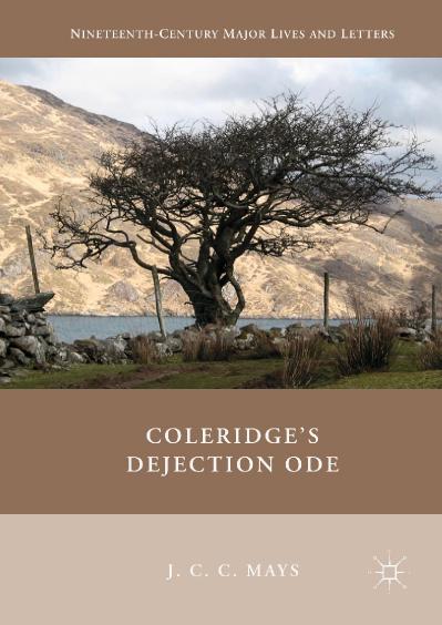 Coleride's dejection ode