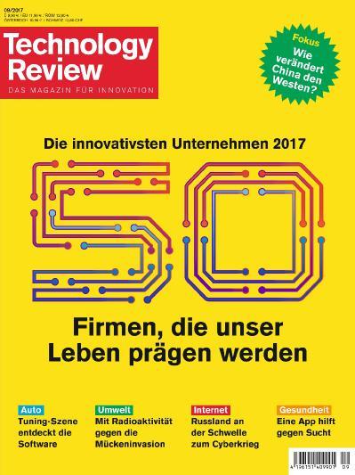 Technology Review  September (2017)