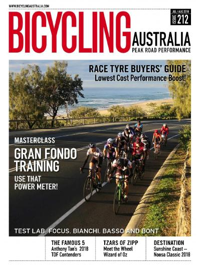 Bicycling Australia   July August (2018)