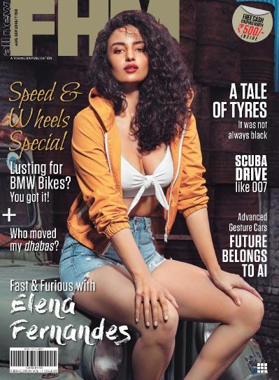FHM India   September (2018)