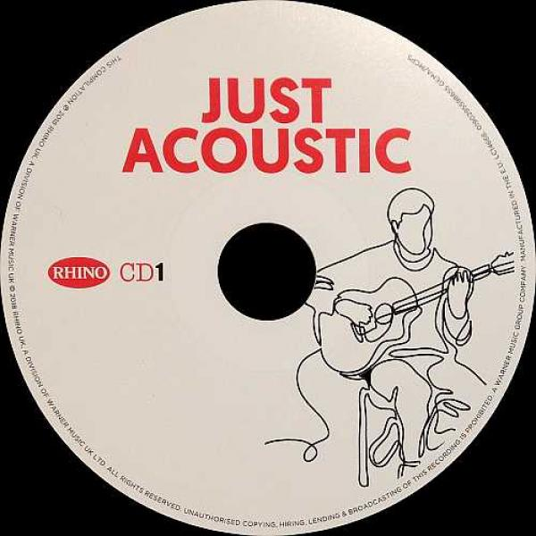 VA   Just Acoustic 80 Classic Acoustic Songs (2018)