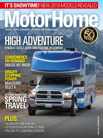 Motor Home   March (2018)
