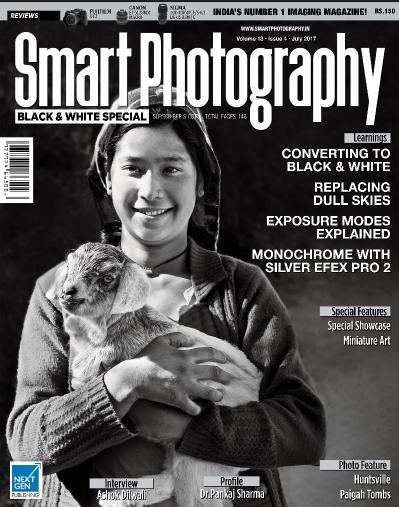 Smart Photography  July (2017)