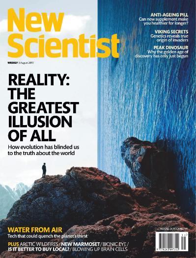 New Scientist   August 03, (2019)