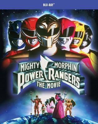 Могучие Рейнджеры / Могучие Морфы: Рейнджеры Силы / Mighty Morphin Power Rangers: The Movie (1995) BDRip 1080p