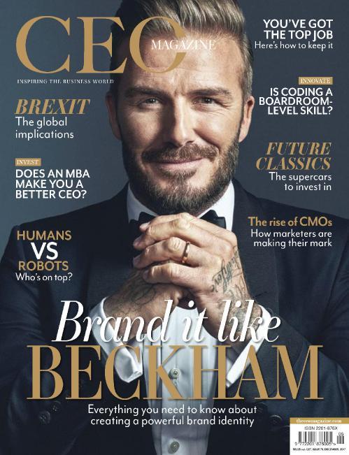 The CEO Magazine Australia & & New Zealand  November (2017)