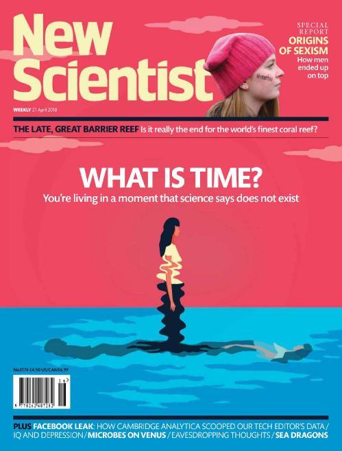 New Scientist International Edition   April 21 (2018)
