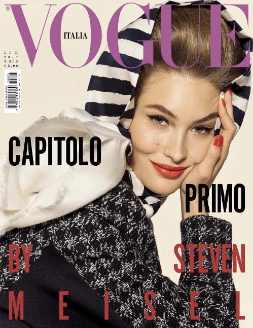 Vogue Italia N 803  Luglio (2017)