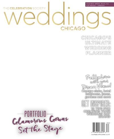 The Celebration Society Weddings Chicago   August (2018)