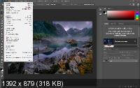 Adobe Photoshop CC 2019 20.0.6.27696 RePack by Pooshock