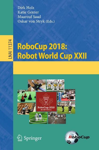 RoboCup 2018:Robot World Cup XXII
