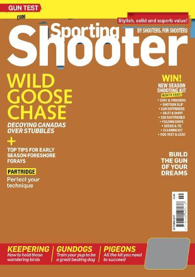 Sporting Shooter UK  October (2017)